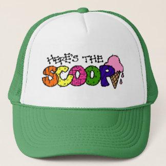 Here's the Scoop Hat
