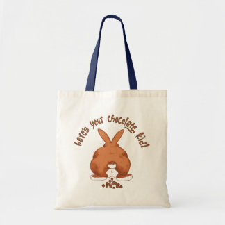 Here's Your Chocolate, Kid Tote Bag