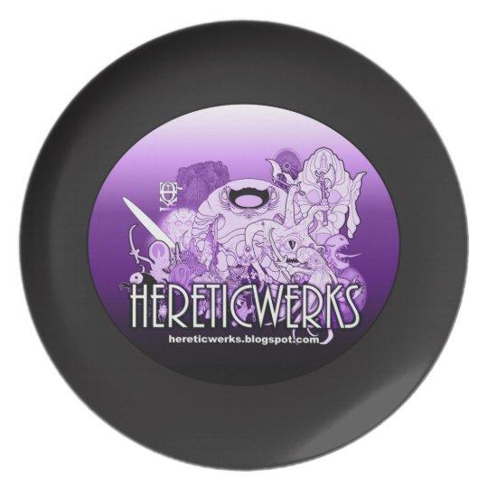 Hereticwerks Plate