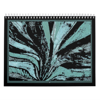 (heretofore) alanart abstract art/design calendar