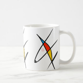 HereZen Jumping Dog Mug