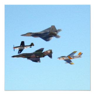 Heritage Pass - Mustang,Raptor,Sabre,Phantom Card