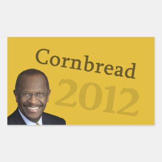 Herman Cain 2012 Cornbread