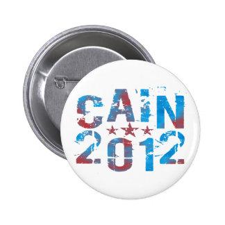 Herman Cain 2012 Pin