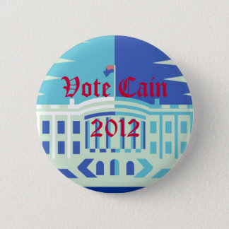 Herman Cain 2 Inch Round Button