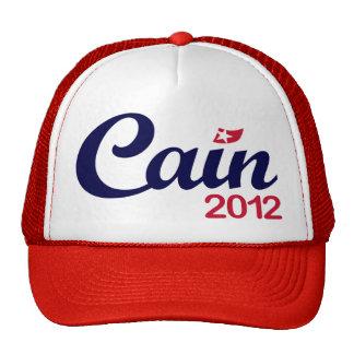 """Herman Cain for President 2012 """"Spirit"""" Hat"""