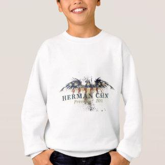 Herman Cain for President Sweatshirt