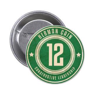 Herman Cain Pins