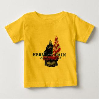 Herman Cain Train T Shirt