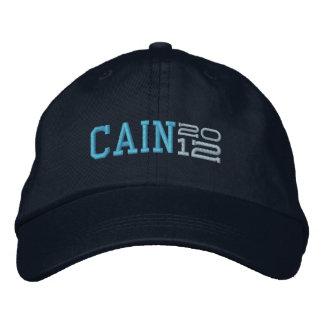 Herman Cain Twenty Twelve 2012 Embroidered Baseball Cap