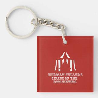 Herman Fuller Circus keyholder [SCP Foundation] Keychain