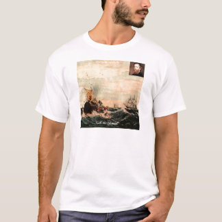 Herman Melville Call Me Ishmael Quote T-Shirt