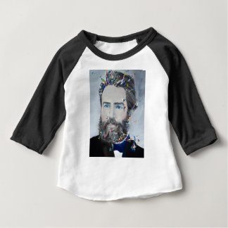 herman melville - oil portrait baby T-Shirt
