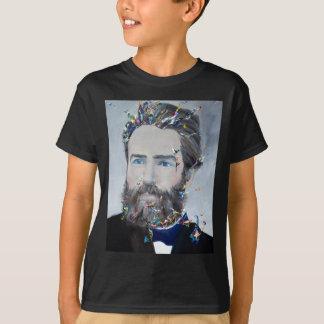 herman melville - oil portrait T-Shirt