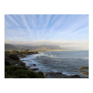 Hermanus, South Africa Postcard