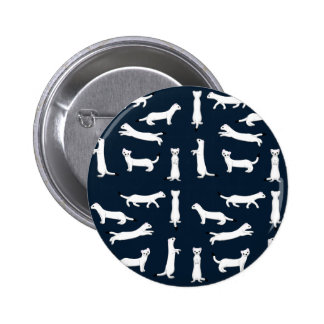 Hermelin selection 2 inch round button