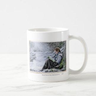 Hermione 13 basic white mug