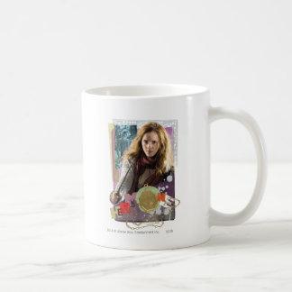 Hermione 14 classic white coffee mug