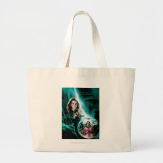 Hermione Granger and Professor Umbridge Large Tote Bag