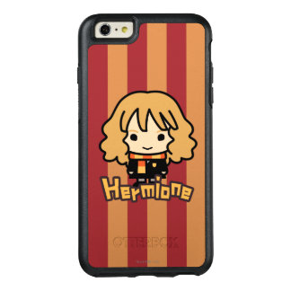 Hermione Granger Cartoon Character Art OtterBox iPhone 6/6s Plus Case