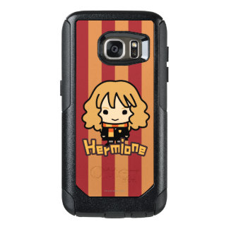 Hermione Granger Cartoon Character Art OtterBox Samsung Galaxy S7 Case