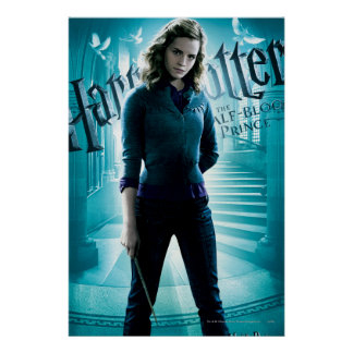 Hermione Granger Poster