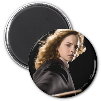 Hermione Granger Ready For Action Magnet
