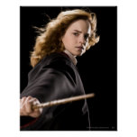 Hermione Granger Ready For Action Posters