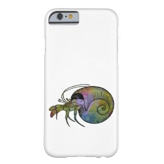 Hermit Crab Barely There iPhone 6 Case