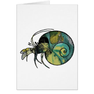 Hermit Crab Card