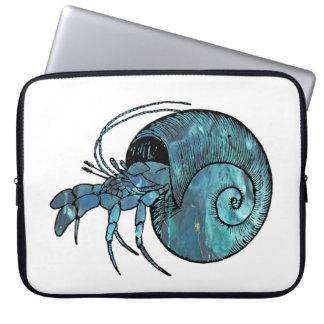 Hermit Crab Computer Sleeves