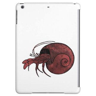 Hermit Crab iPad Air Cover
