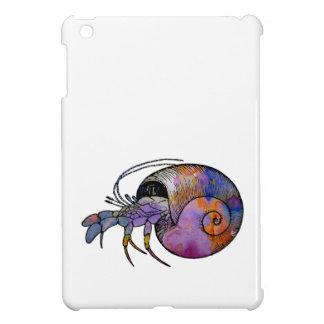 Hermit Crab iPad Mini Cover