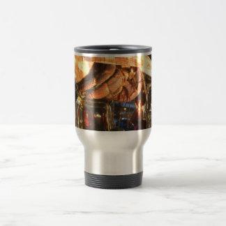 Hermit Crab on Ice Cubes Coffee Mugs