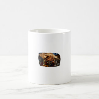 Hermit Crab on Ice Cubes Mug