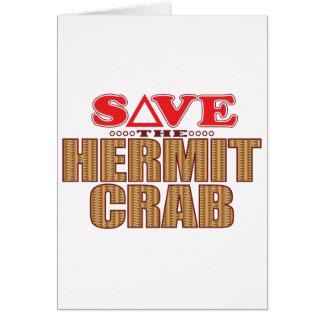 Hermit Crab Save Card
