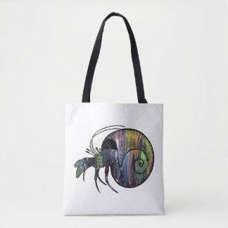 Hermit Crab Tote Bag