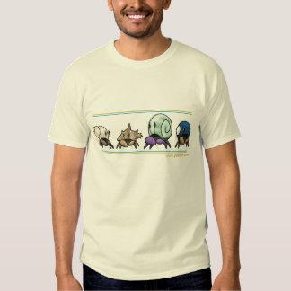 Hermit Crabbies T-shirts