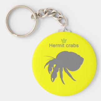 Hermit crabs g5 keychain