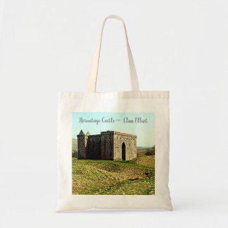 Hermitage Castle –  Clan Elliot Tote Bag
