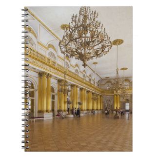 Hermitage Museum, Room 191, The Great Hall Notebook