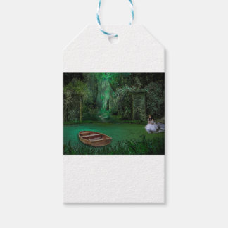 HERMITAGE NUPTIAL GIFT TAGS