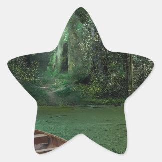 HERMITAGE NUPTIAL STAR STICKER