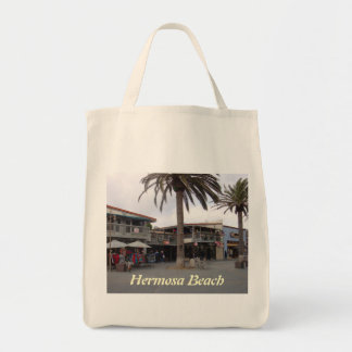 Hermosa Beach, California Tote Bag