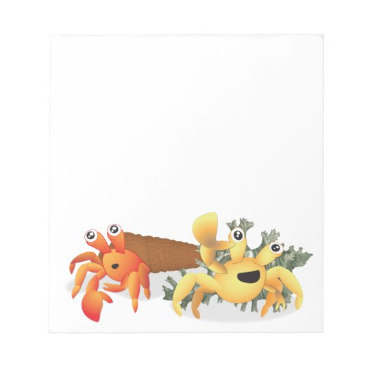 Hermy and Rover Notepad