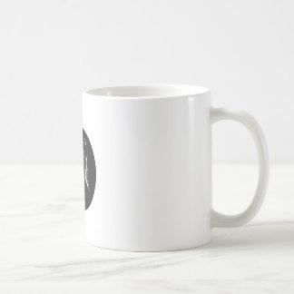 Hernan Cortes Conquistador Woodcut Coffee Mug