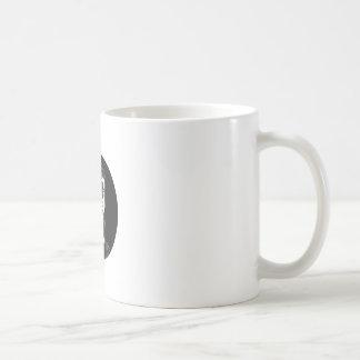 Hernando de Soto Explorer Circle Woodcut Coffee Mug