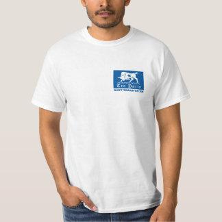 "Hernando Tea Party ""Dont Tread On Me"" Bull Shirt"