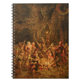Herne's Oak from 'The Merry Wives of Windsor' by W Notebook