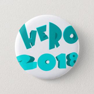 Hero 2018 2 inch round button